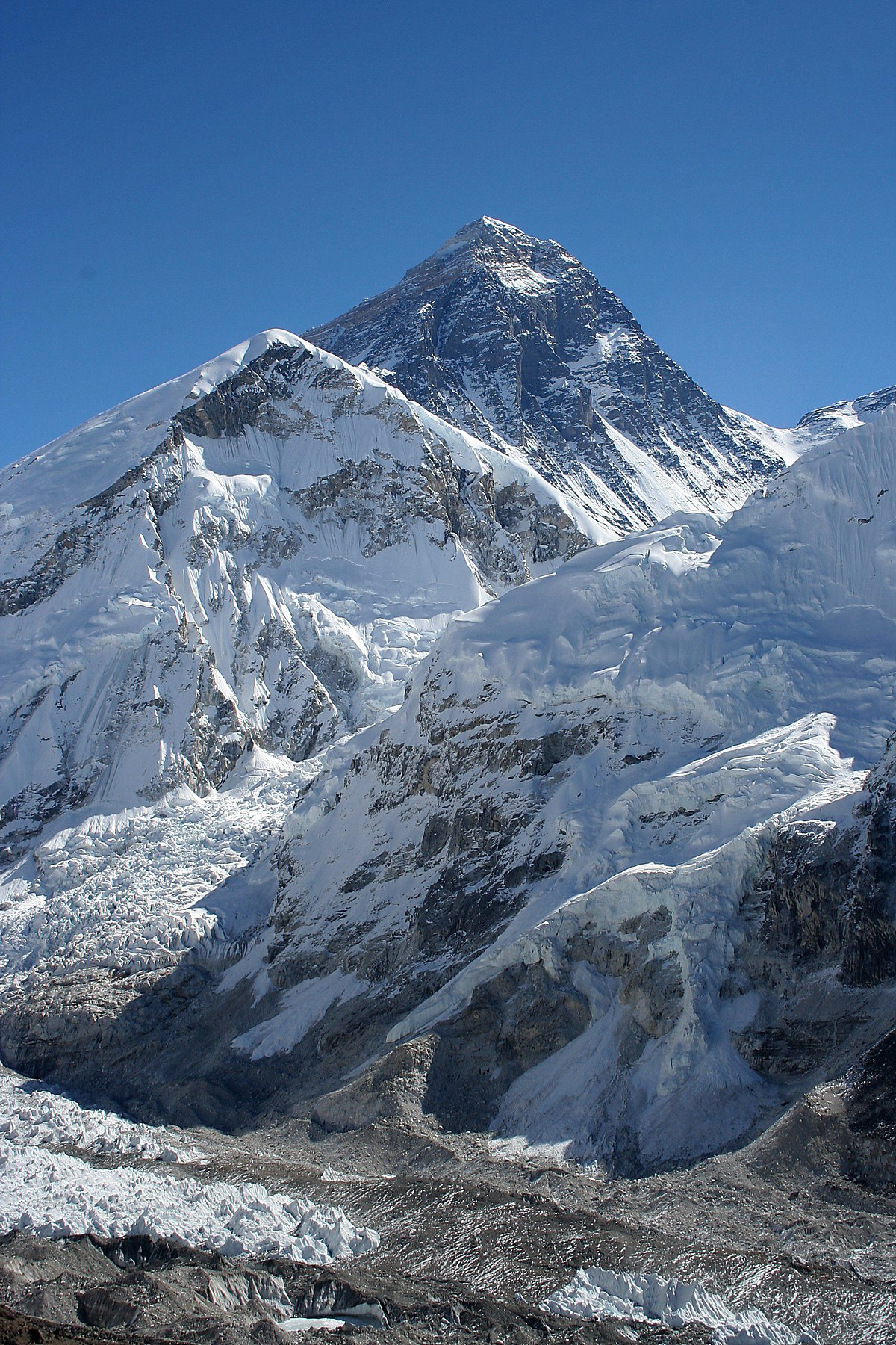Mount Everest From Above
