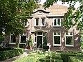 Ewijk (Beuningen, Gld) boerderij Vordingstraat 36 gevel tuinzijde.JPG