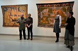 Exhibition Alena Kish in Gallery Mikhail Savitski 12.12.2013 02.JPG