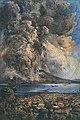 Explosion of Sakurajima by Yamashita Kanehide (Kagoshima City Museum of Art).jpg