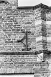 exterieur sieranker in voorgevel - brielle - 20266062 - rce