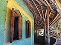 Exterior of Debre Maryam (Church) - Near Bahir Dar - Ethiopia (8679567265).jpg