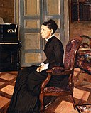 Félix Vallotton, 1884 - The Artist's Mother.jpg