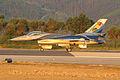F-16 de la Fuerza Aérea Belga en Vigo (7617844416).jpg