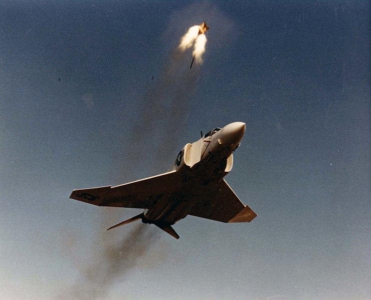 File:F-4S Phantom ejection seat test 1985.jpg
