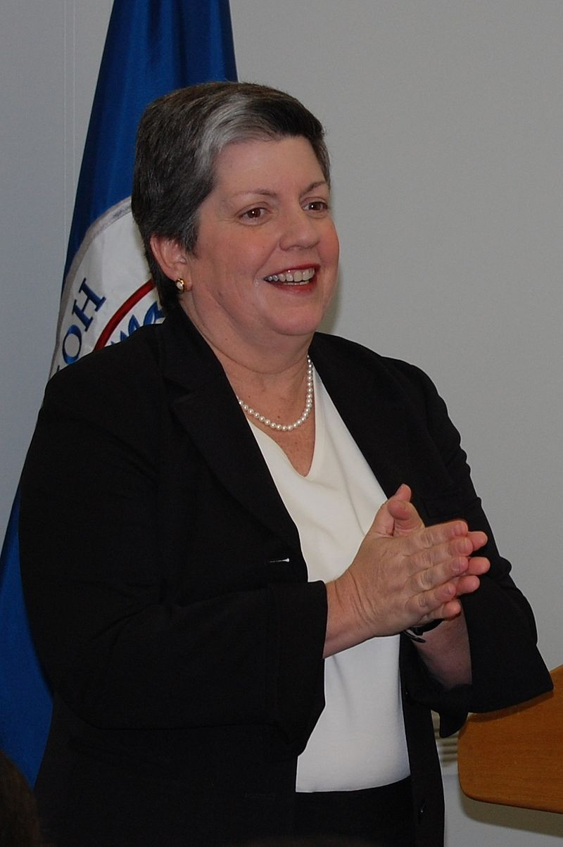 FEMA - 42645 - DHS Secretary Janet Napolitano in New York City at FEMA.jpg
