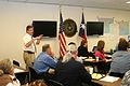 FEMA - 43861 - Mitigation Director speaks at Galveston County Workshop.jpg