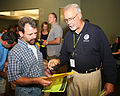 FEMA - 44245 - FEMA Community Relations worker speaks with a Tennessee resident.jpg