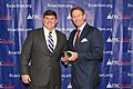 "FRC President Tony Perkins presents the ""True Blue"" award to Congressman Steven Palazzo.jpg"