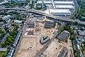 Fabrikhallen der ehemaligen Gasmotorenfabrik Deutz, Klöckner-Humboldt-Deutz, Westwaggon, Köln-Mülheim - Luftaufnahme-0900.jpg