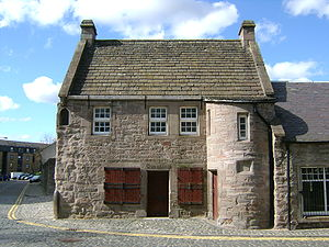 The Fair Maid of Perth - The Fair Maid's House in Perth