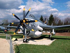 Fairey Gannet AEW3, Royal Navy XL450, cn F9433 pic-2.JPG