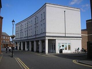 Fairford Leys Human settlement in England