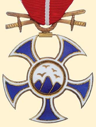 Order of the Falcon (Czechoslovakia) - Image: Falconorder