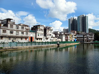 North District (Hong Kong) - Fanling Wai