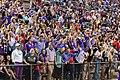 Fans cheering on Spirit Hill.jpg