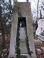 Farkasréti Jewish cemetery. Mór Hochstein. - Budapest.JPG