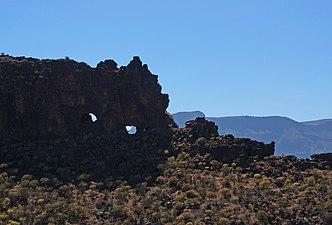 Felsformation - Gran Canaria - börste.jpg