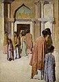Femmes pres des Escaliers no. I-1952.13.108 1.jpg