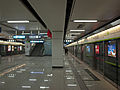 Fengtainanlu Station platform.jpg