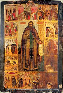 Theodosius of Kiev Ukrainian saint