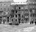 Ferenc körút, a Mester utca torkolatától nézve. Fortepan 10214.jpg