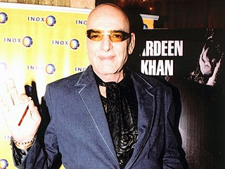 Feroz Khan (actor) An Indian actor, film editor, producer and director in the Hindi film industry.