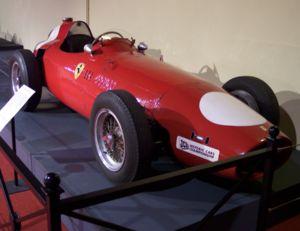 Ferrari 375 F1 - Ferrari 375 Indy