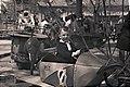 Fiú a körhintán, 1959 Fortepan 94609.jpg