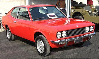 Fiat 128 - 1972 Fiat 128 Coupé SL 1100