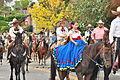 Fiestas Patrias Parade, South Park, Seattle, 2015 - 283 - the horses (21407894939).jpg