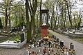 Figura Matki Boskiej na cmentarzu Bródnowskim.jpg