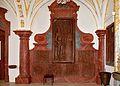 Filialkirche hl. Anna Oberthalheim, Epitaph Kasimir von Polheim.jpg