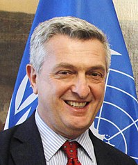 Filippo Grandi April 2016 (26380573300) (cropped).jpg
