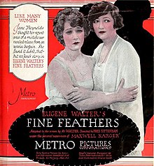 Fine Feathers (1921) - Ad 2.jpg