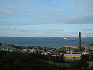 Finnish gulf near Tallinn