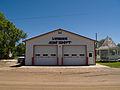 Fire department in Verona, North Dakota 6-12-2008.jpg