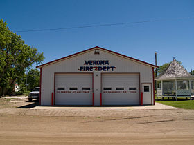 Fire department in Verona, North Dakota 6-12-2008.jpg