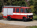 Fire truck near Sassenheim, The Netherlands..JPG