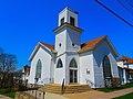 First Baptist Church Reedsburg, WI - panoramio.jpg