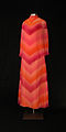First Lady Betty Ford's orange and pink striped gown.jpg