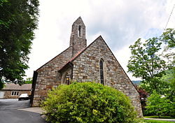 First Methodist Church, Gatlinburg.JPG