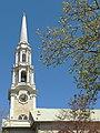 First Unitarian Church Steeple - Providence - RI - USA (7099671817).jpg