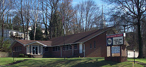 Wesleyan Church - First Wesleyan Church in Huntington, West Virginia.