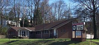 Wesleyan Church - First Wesleyan Church in Huntington, West Virginia, a congregation belonging to the Wesleyan Church.