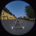 Fisheye lenses-HDR Technique-Qur'an Gate-Shiraz-Iran عکاسی با لنز فیش آی- تکنیک اچ دی آر کمرا- دروازه قرآن شیراز 03- عکس المان ها و نورپردازی در شب (cropped).jpg