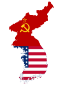 external image 128px-Flag_map_of_Divided_Korea_%281945_-_1950%29.png