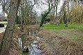 Fletching Mill lock cut, Ouse Navigation - geograph.org.uk - 1748064.jpg