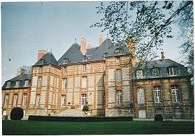 Image illustrative de l'article Château de Fleury-la-Forêt