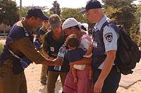 Tien jaar geleden: Gaza ontruimd en de orkaan Katrina